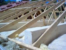 Berlioz charpente - surélévation toiture isère