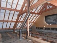 Charpenterie toit - berlioz  charpente